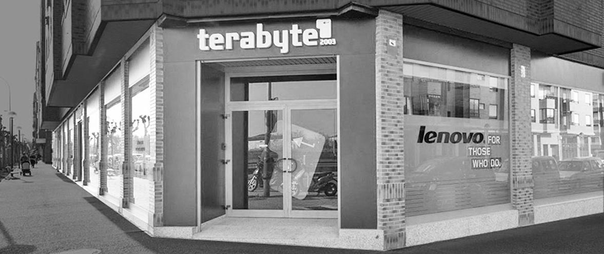 Terabyte 2003 ERP en la Rioja