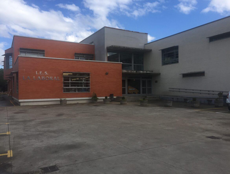 Jornadas de divulgación sobre ERP Bodega- Twin Bodega en IES La Laboral